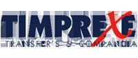 Timprexe - Serviços de Impressão, Logótipo